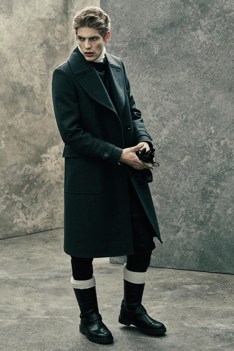 Belstaff Menswear осень-зима 2015/2016 #2