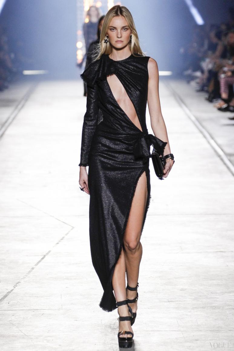 Versace весна-лето 2016 #10