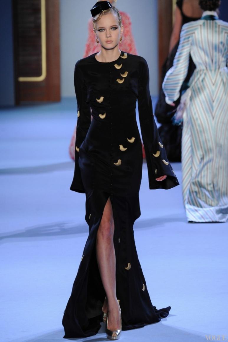 Ulyana Sergeenko Couture весна-лето 2014 #4