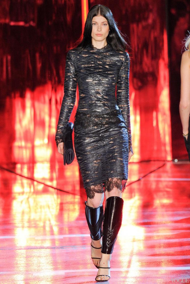 Alexandre Vauthier Couture осень-зима 2014/2015 #29