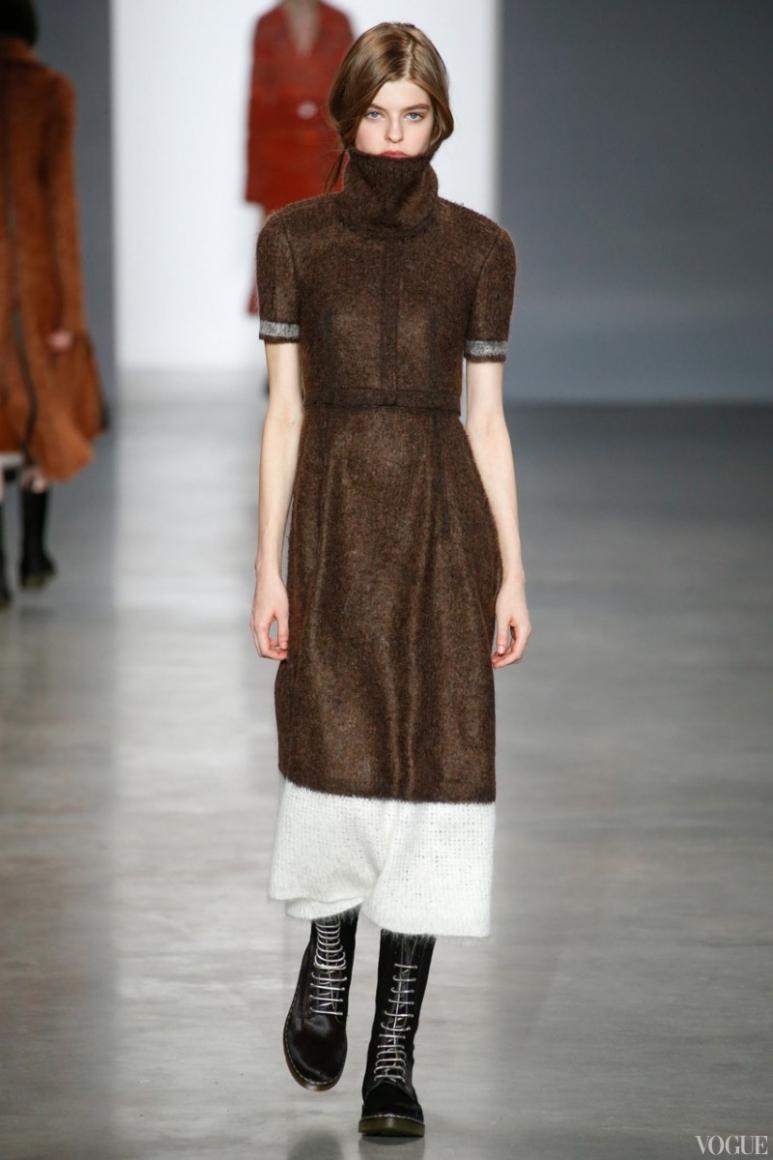 Calvin Klein осень-зима 2014/2015 #17