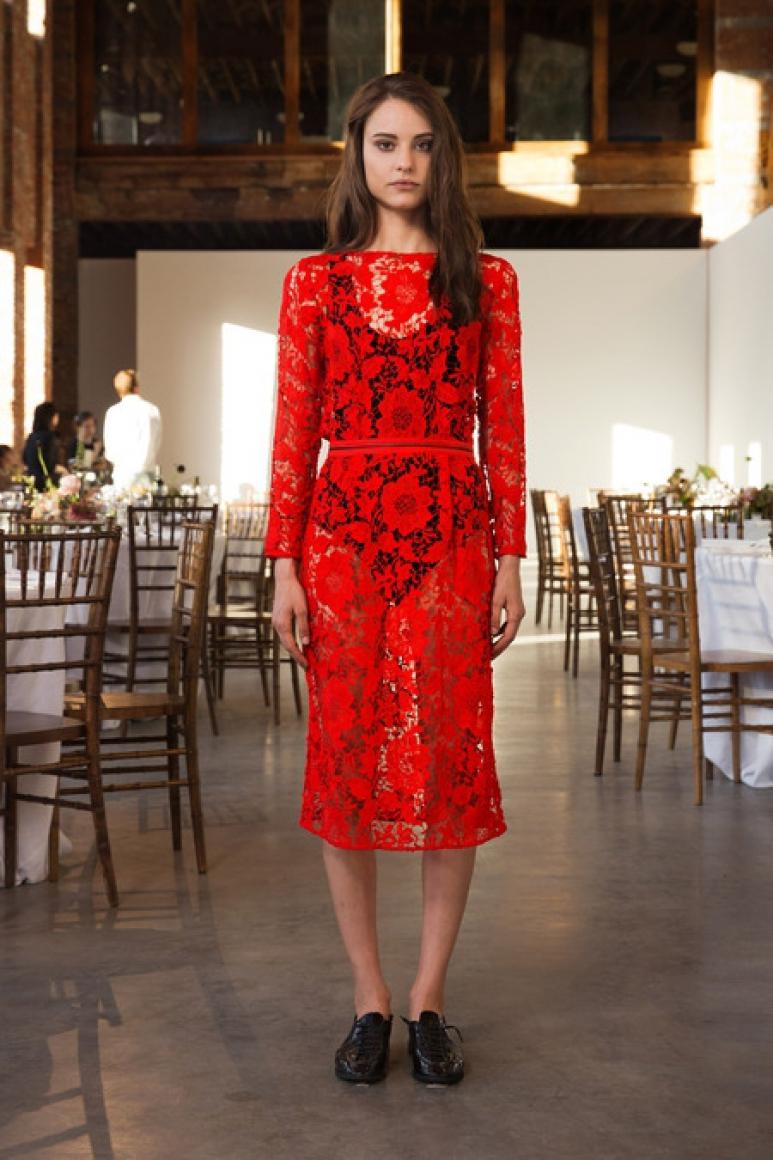Rachel Comey весна-лето 2014 #5