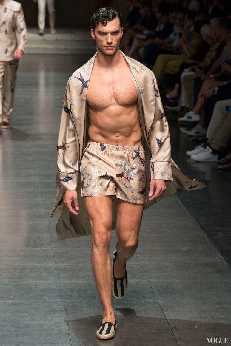 Dolce & Gabbana Menswear весна-лето 2016 #43