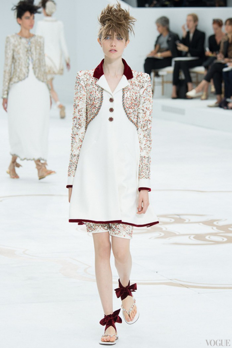 Chanel Couture осень-зима 2014/2015 #17