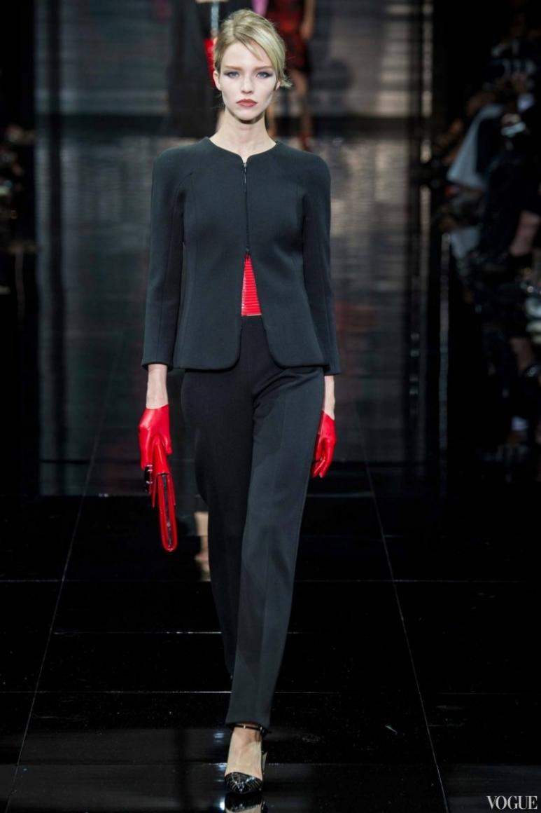Armani Priv? Couture осень-зима 2014/2015 #61