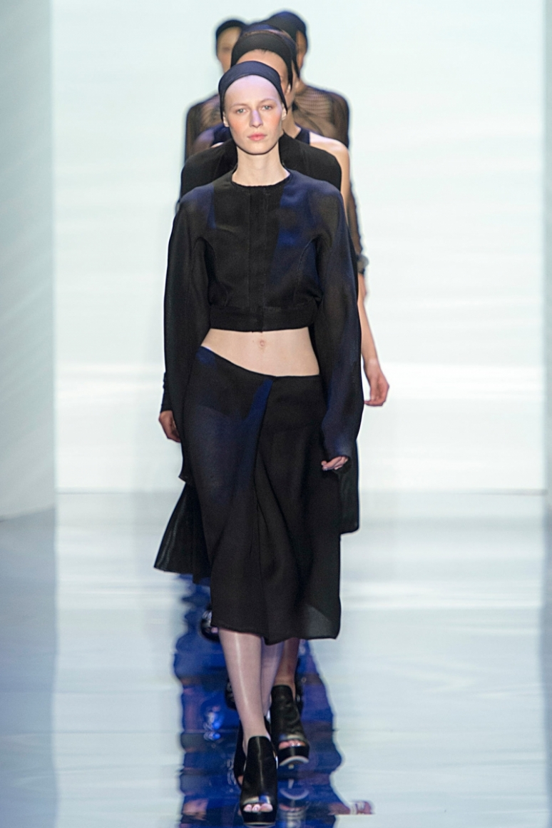 Vera Wang весна-лето 2014 #2