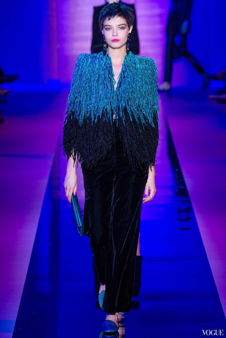 Armani Priv? Couture осень-зима 2015/2016 #40