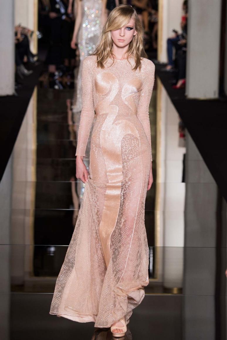 Atelier Versace Couture весна-лето 2015 #18