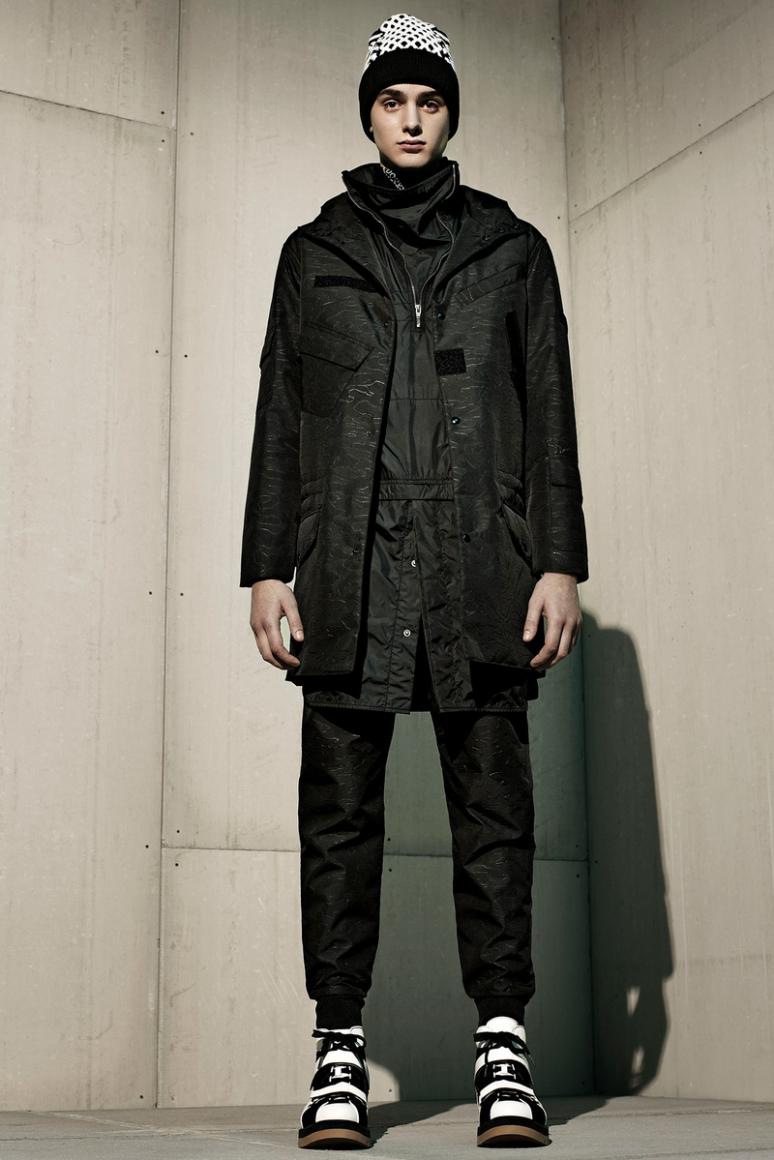 Alexander Wang Menswear осень-зима 2015/2016 #7