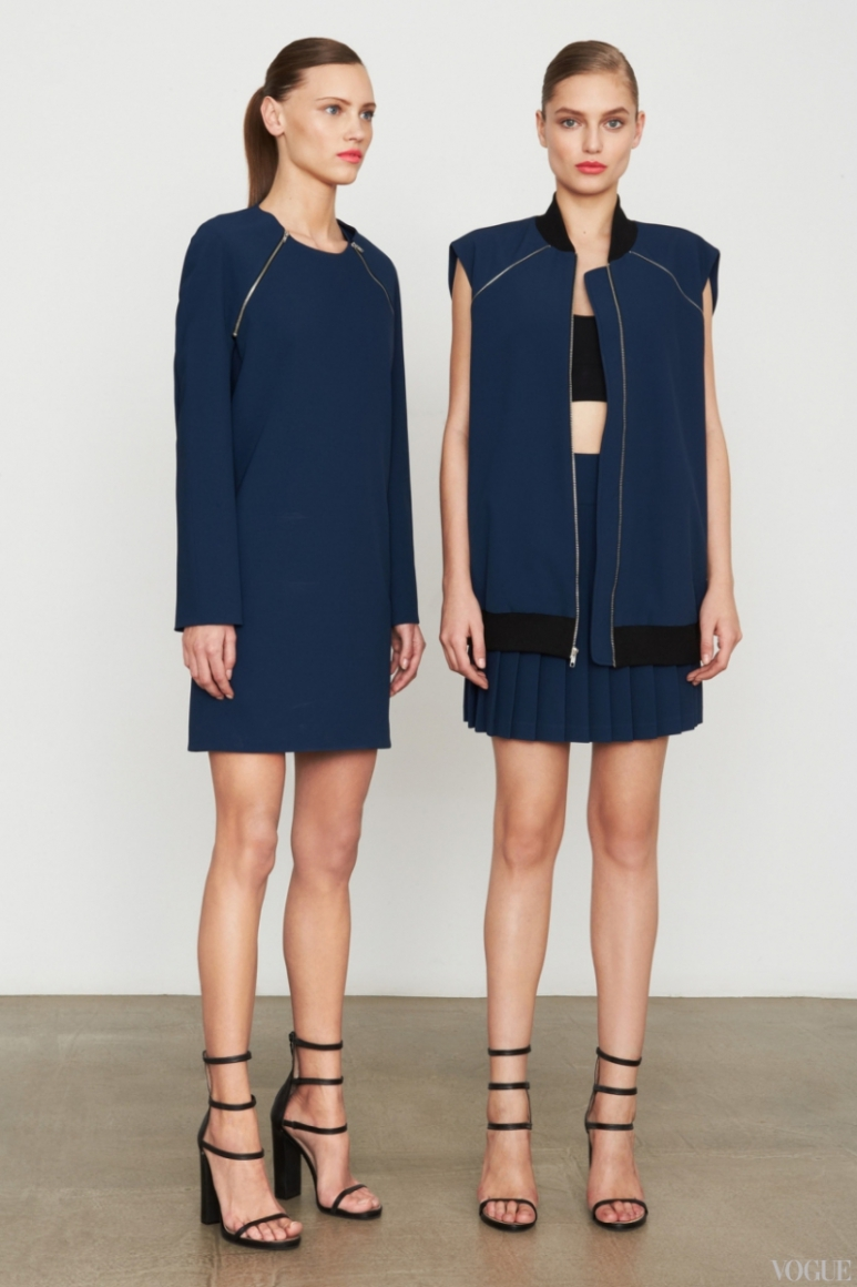 DKNY Couture весна-лето 2013 #4