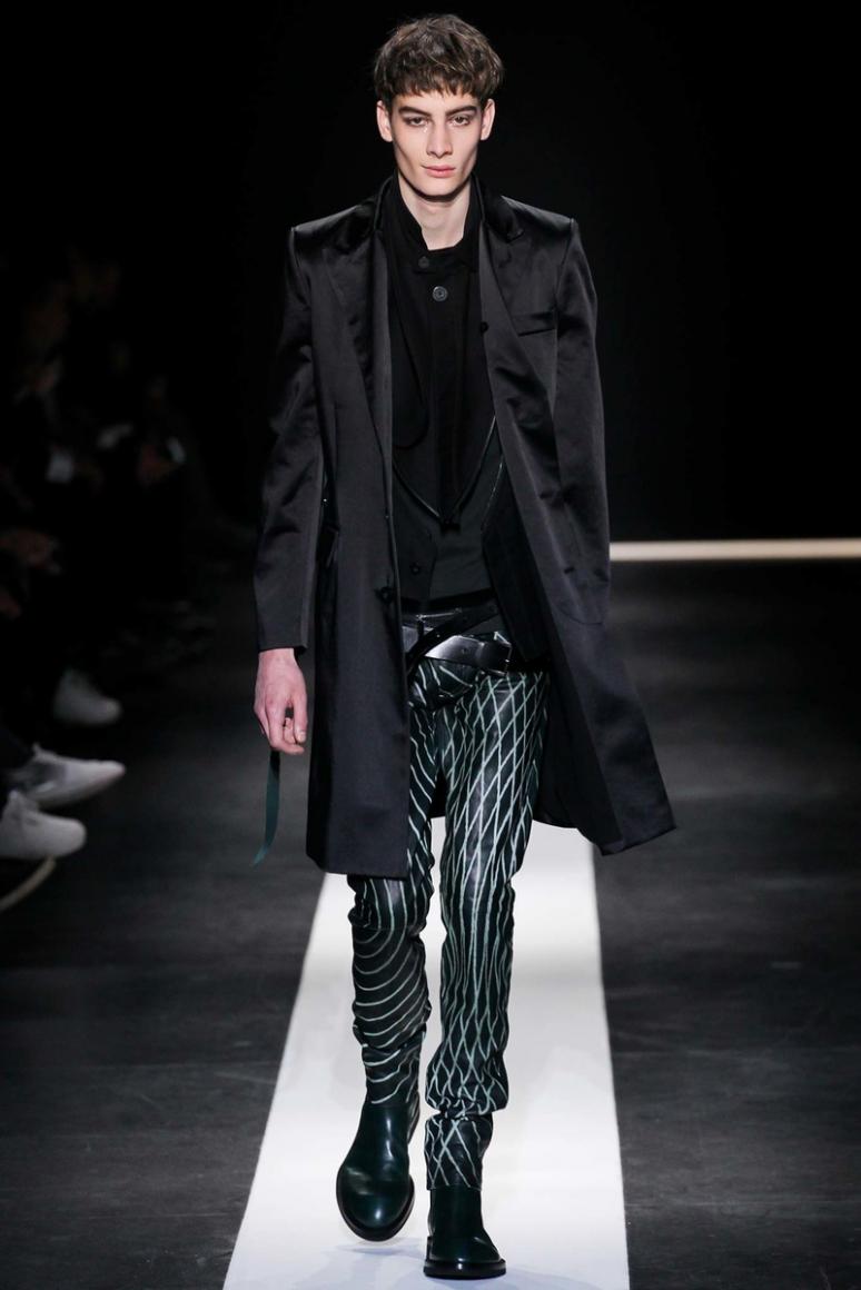 Ann Demeulemeester Menswear осень-зима 2015/2016 #8