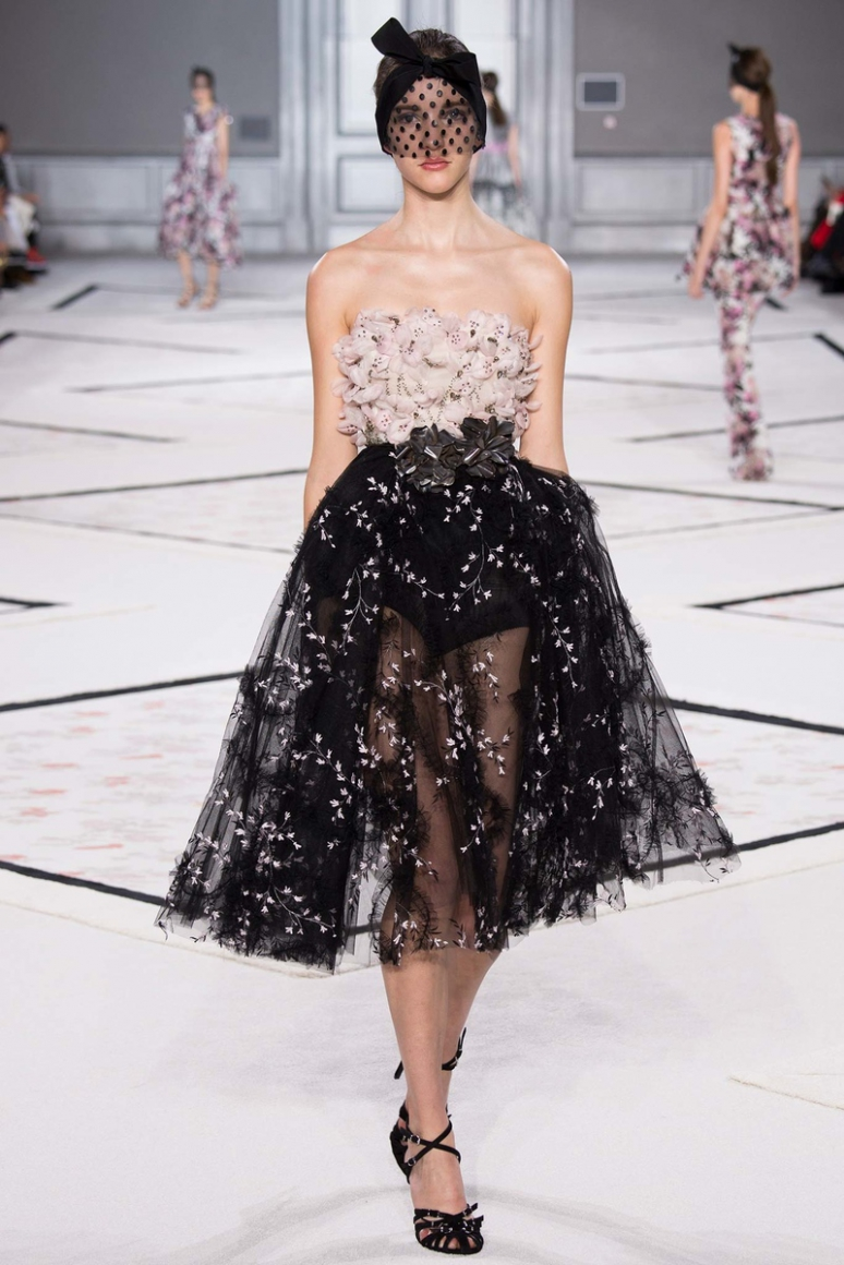 Giambattista Valli Couture весна-лето 2015 #34