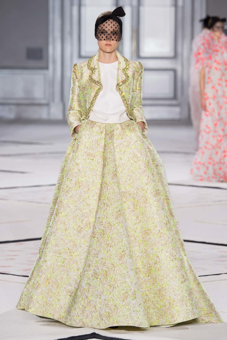 Giambattista Valli Couture весна-лето 2015 #7