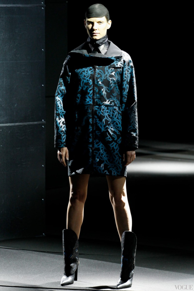Alexander Wang осень-зима 2014/2015 #12