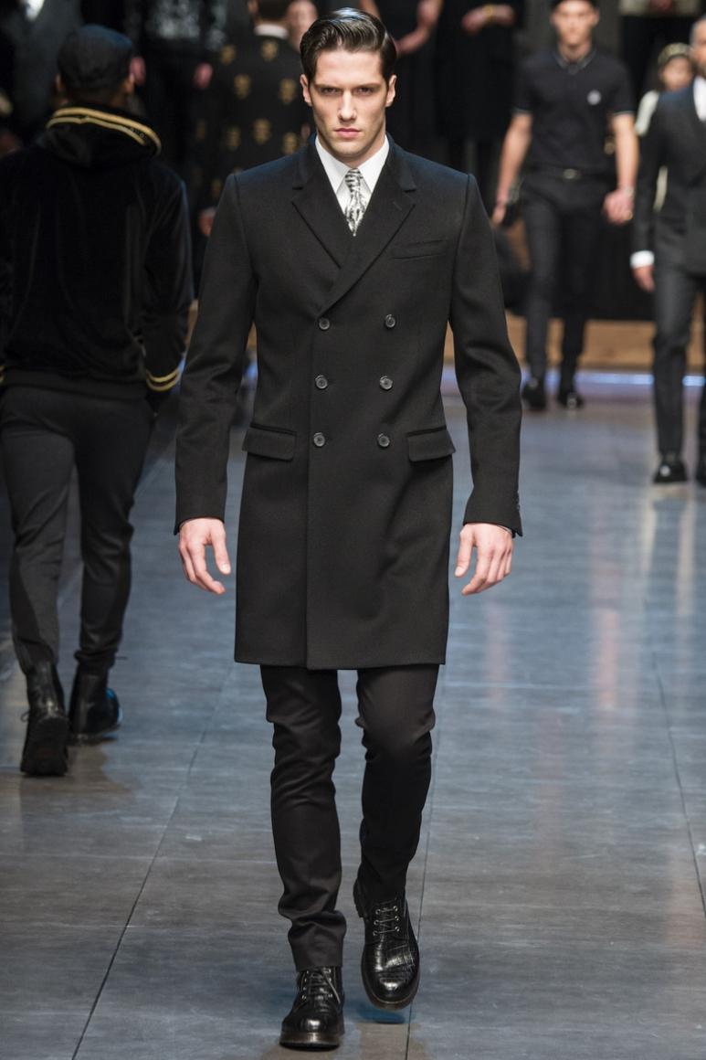 Dolce & Gabbana Menswear осень-зима 2015/2016 #57