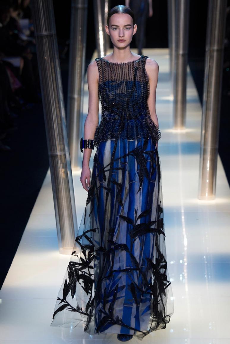 Armani Priv? Couture весна-лето 2015 #11