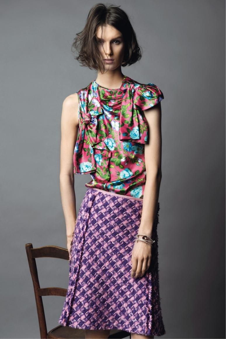 Nina Ricci Pre-Fall 2013 #1