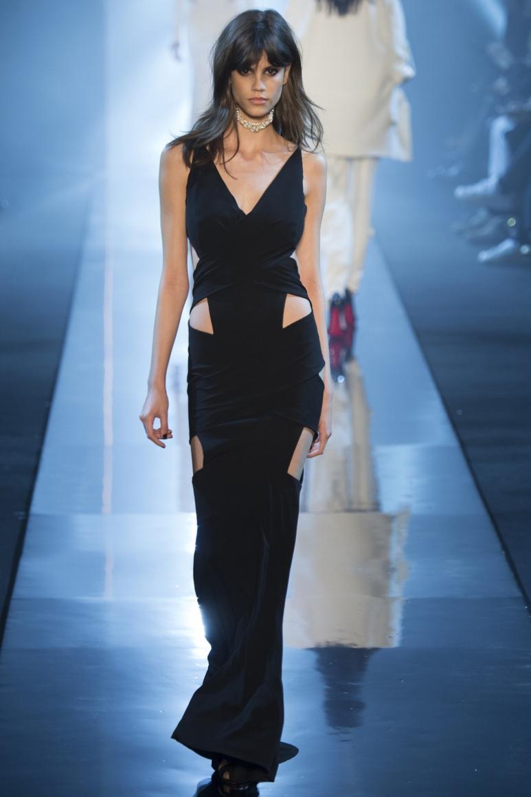 Alexandre Vauthier Couture весна-лето 2015 #12