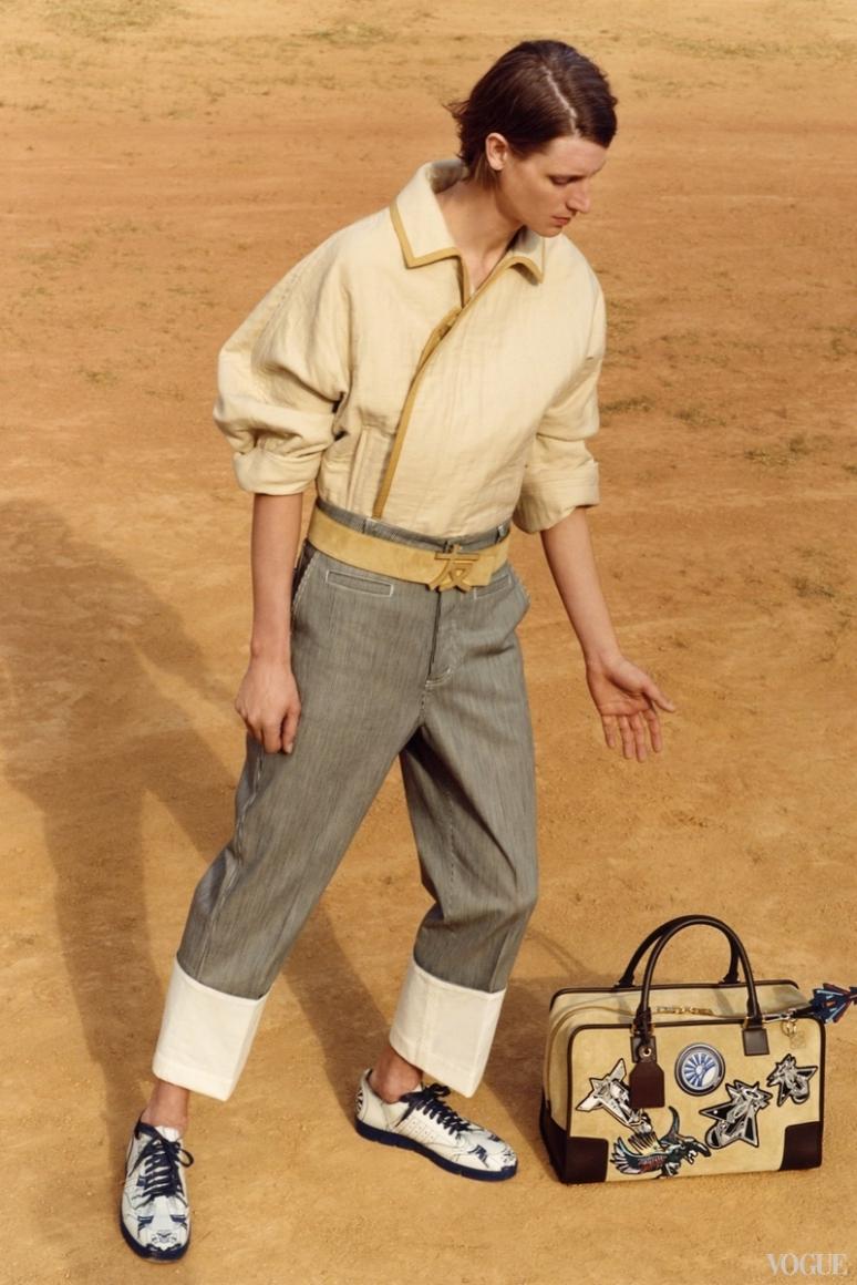 Loewe Menswear весна-лето 2016 #16