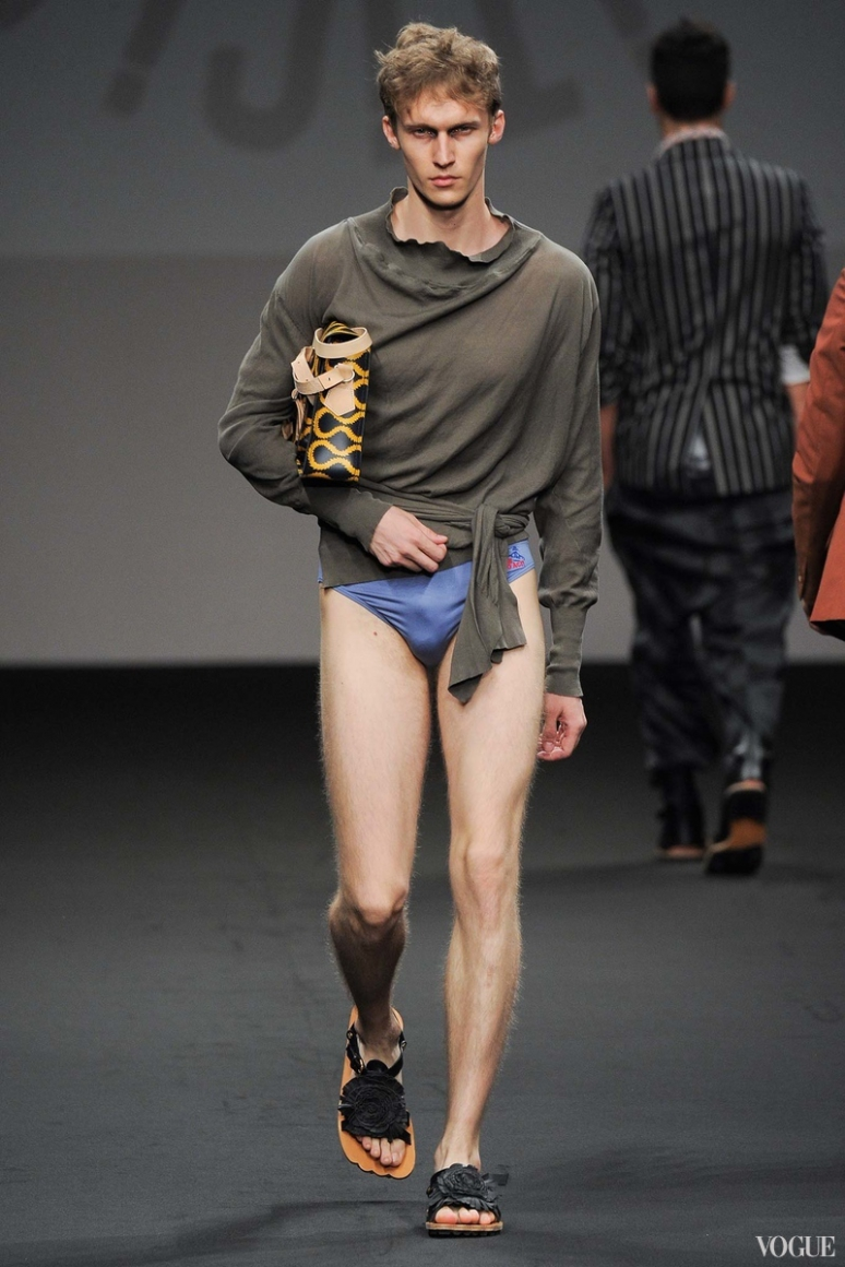 Vivienne Westwood Menswear весна-лето 2016 #16