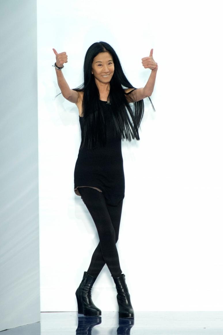 Vera Wang весна-лето 2014 #1