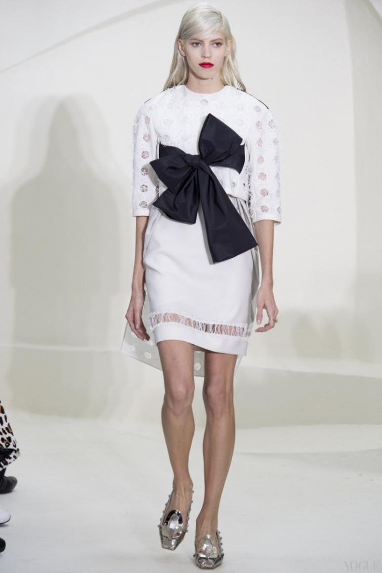 Christian Dior Couture весна-лето 2014 #6