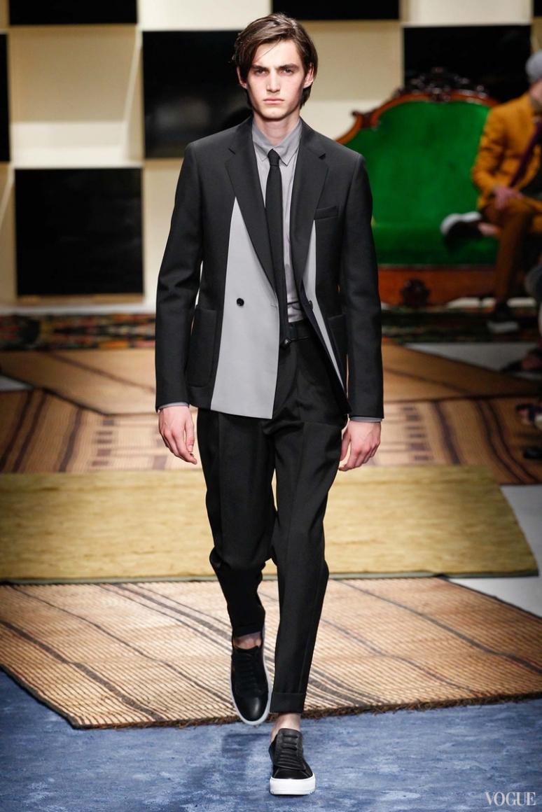 Salvatore Ferragamo Menswear весна-лето 2016 #3