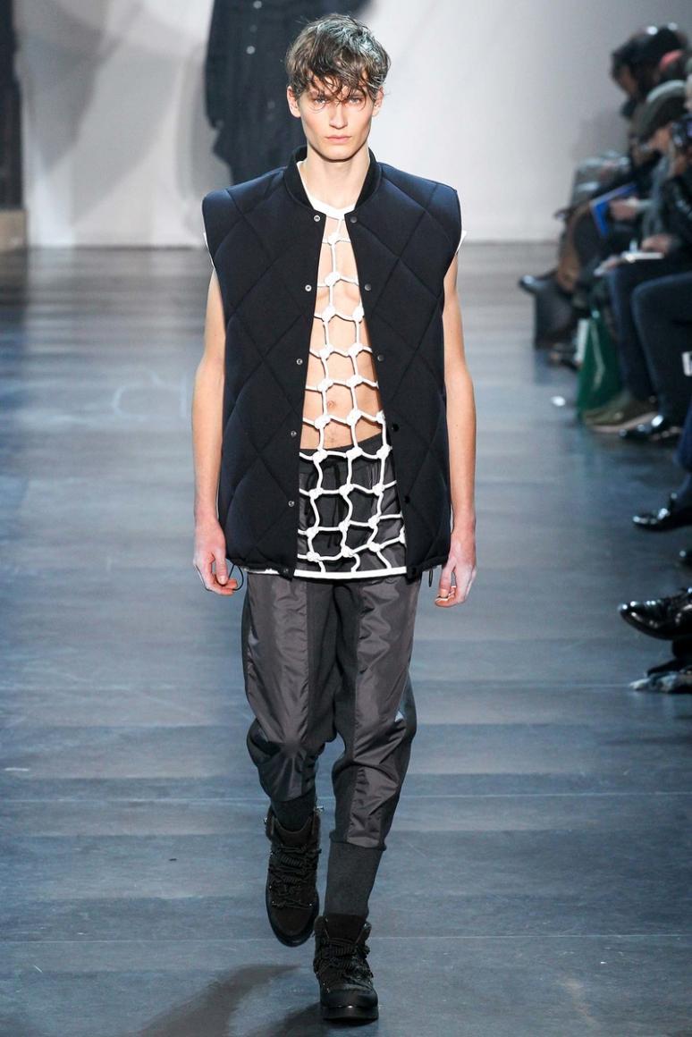 3.1 Phillip Lim Menswear осень-зима 2015/2016 #13