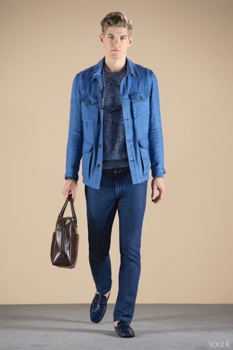 Tod's Menswear весна-лето 2016 #17