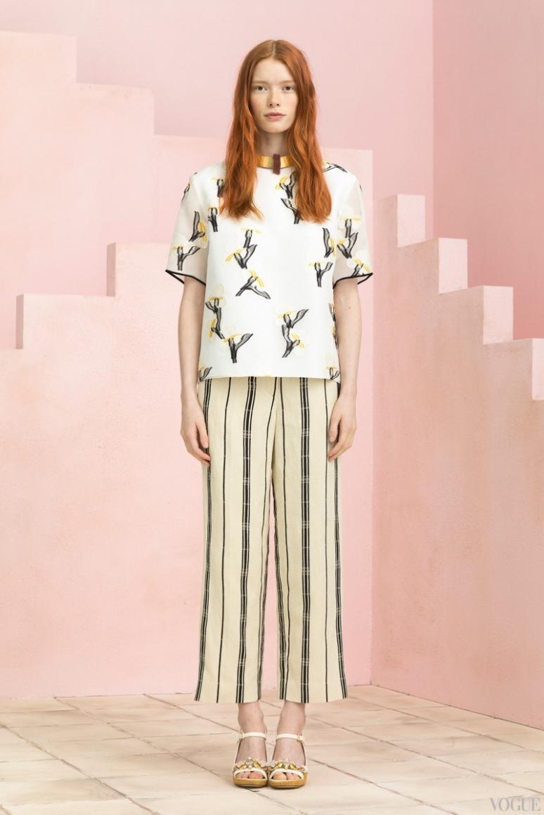 Tory Burch Resort 2015 #9