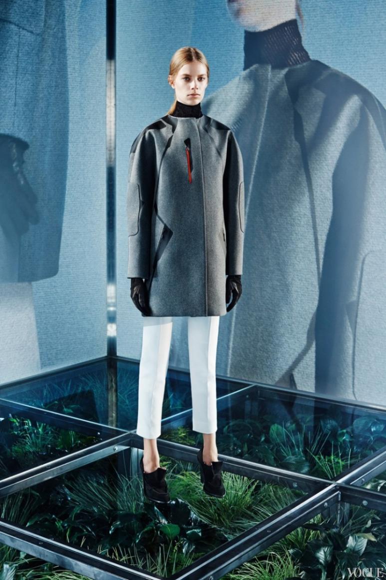 Balenciaga Couture весна-лето 2013 #10