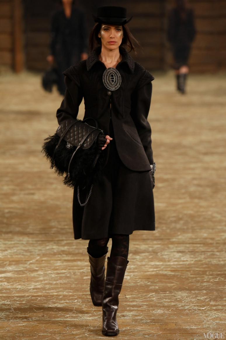 Chanel Couture весна-лето 2013 #80