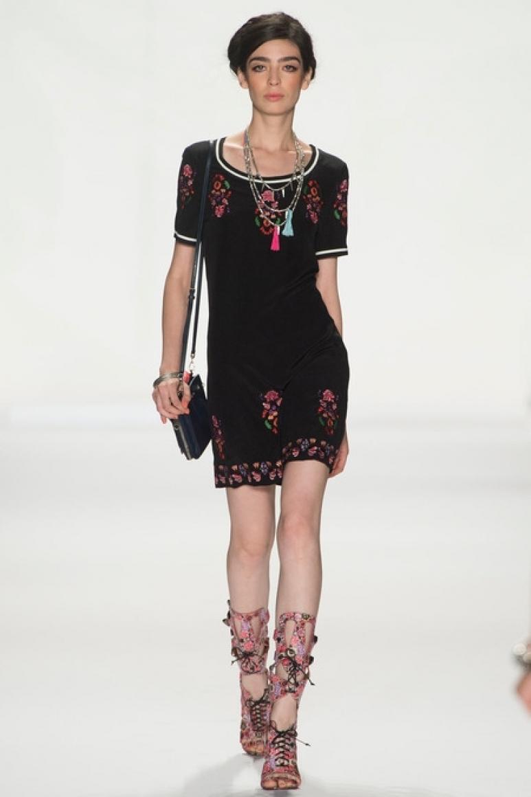 Rebecca Minkoff весна-лето 2014 #23