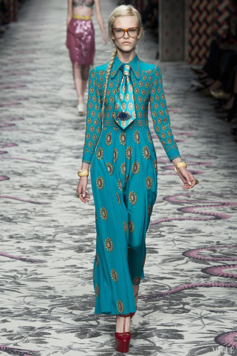 Gucci весна-лето 2016 #31