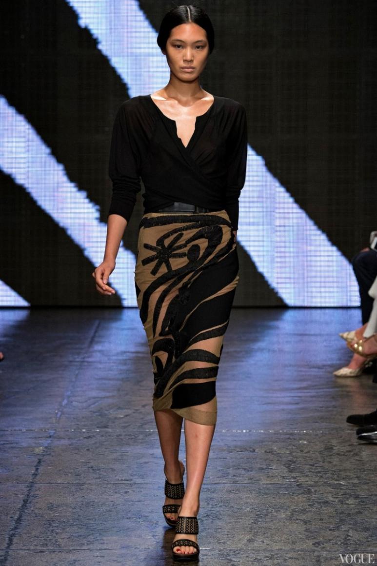 Donna Karan весна-лето 2015 #8