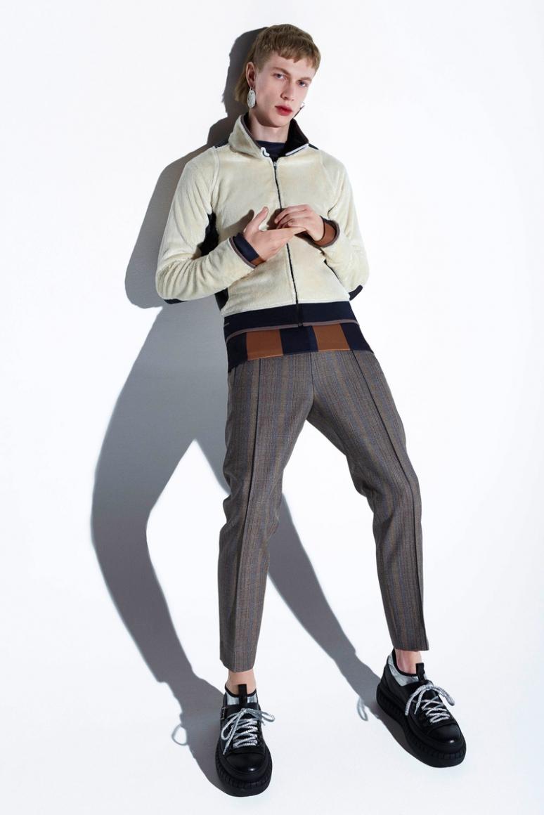 Acne Menswear осень-зима 2015/2016 #11
