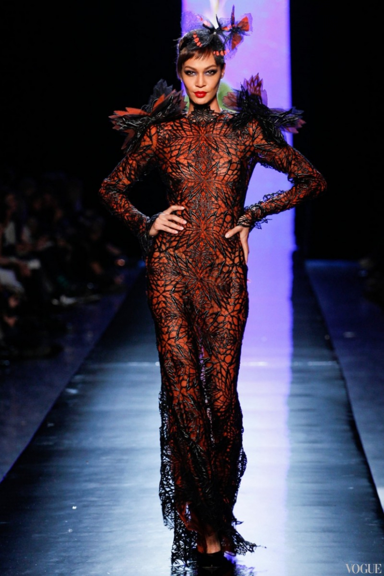 Jean Paul Gaultier Couture весна-лето 2014 #6