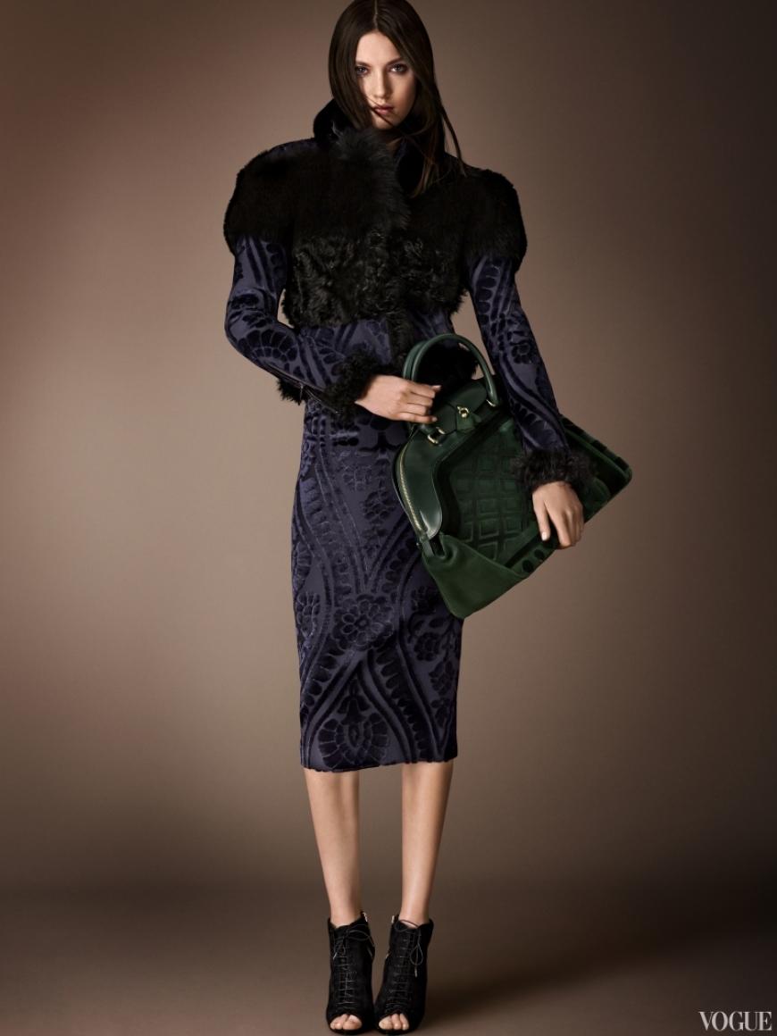 Burberry Prorsum Couture весна-лето 2013 #21