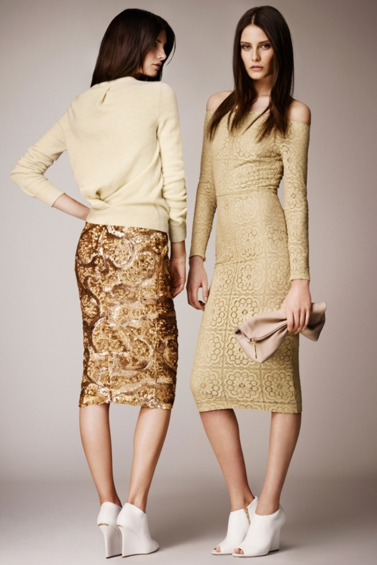Burberry Prorsum Resort 2014 #6