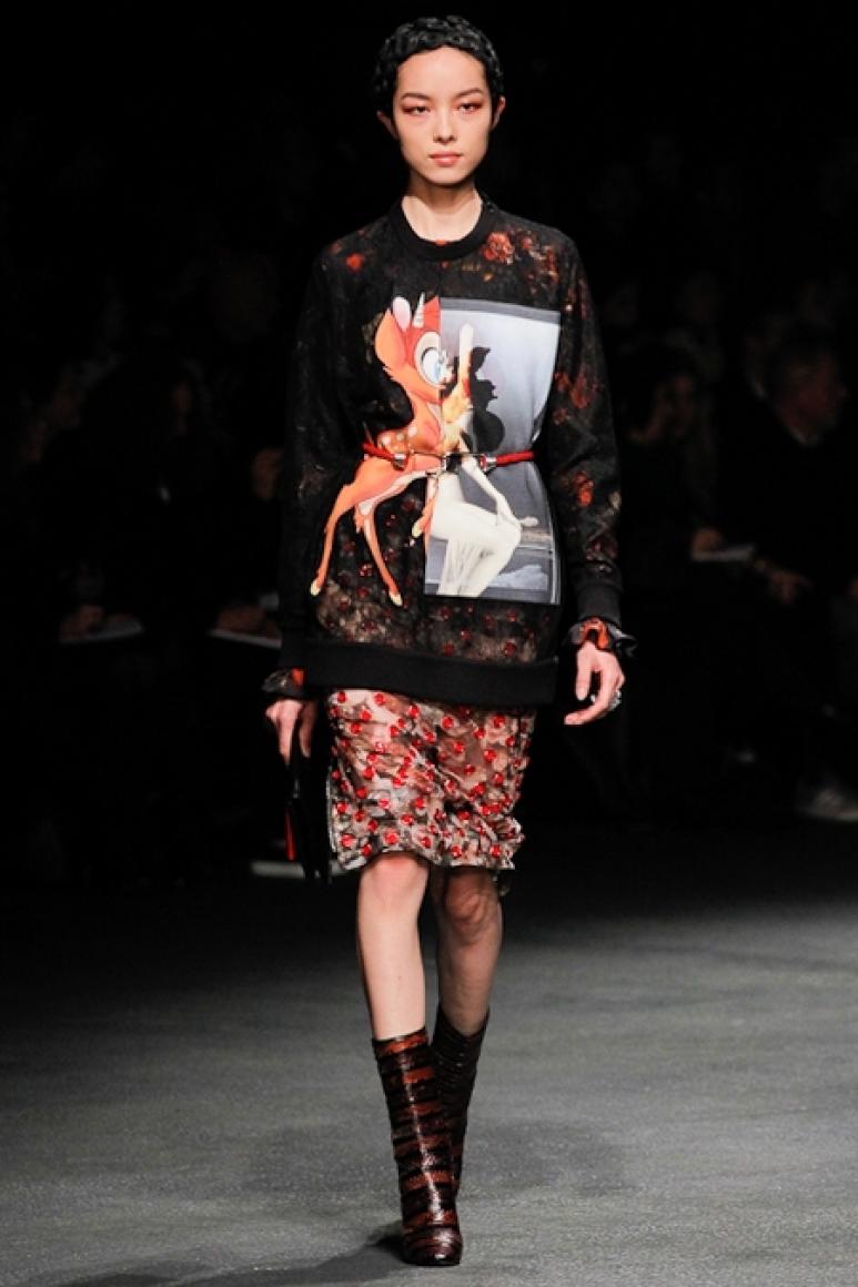 Givenchy осень-зима 2013/2014 #45
