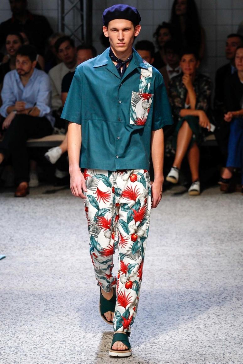 Antonio Marras Menswear весна-лето 2016 #6