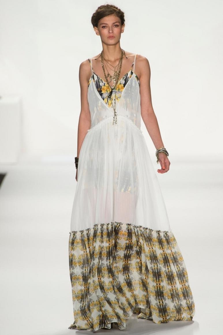 Rebecca Minkoff весна-лето 2014 #3