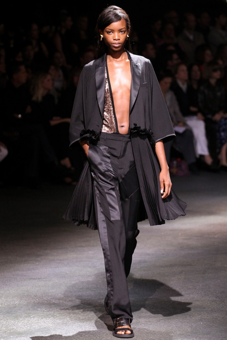 Givenchy весна-лето 2014 #4