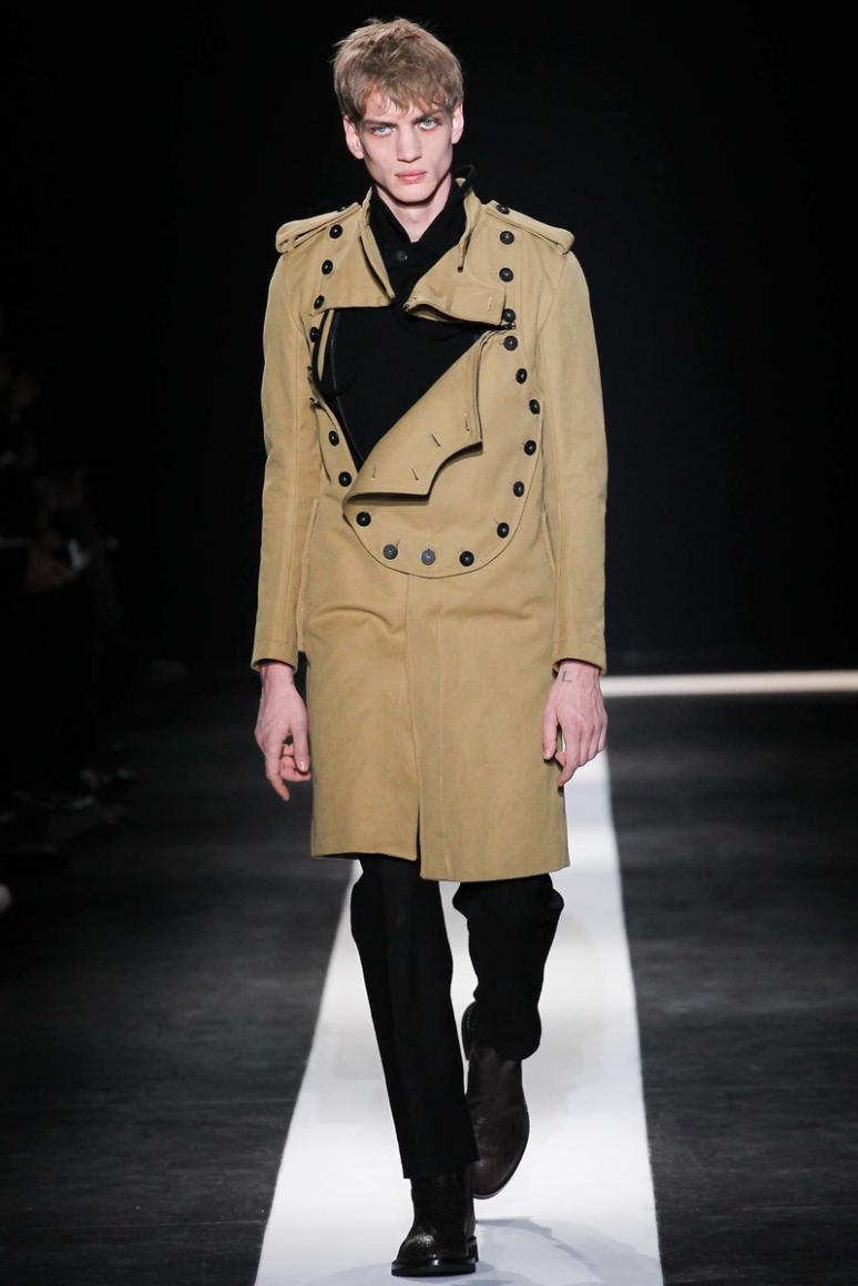 Ann Demeulemeester Menswear осень-зима 2015/2016 #25