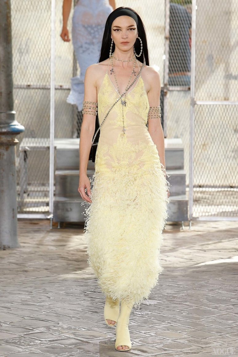 Givenchy Menswear весна-лето 2016 #55