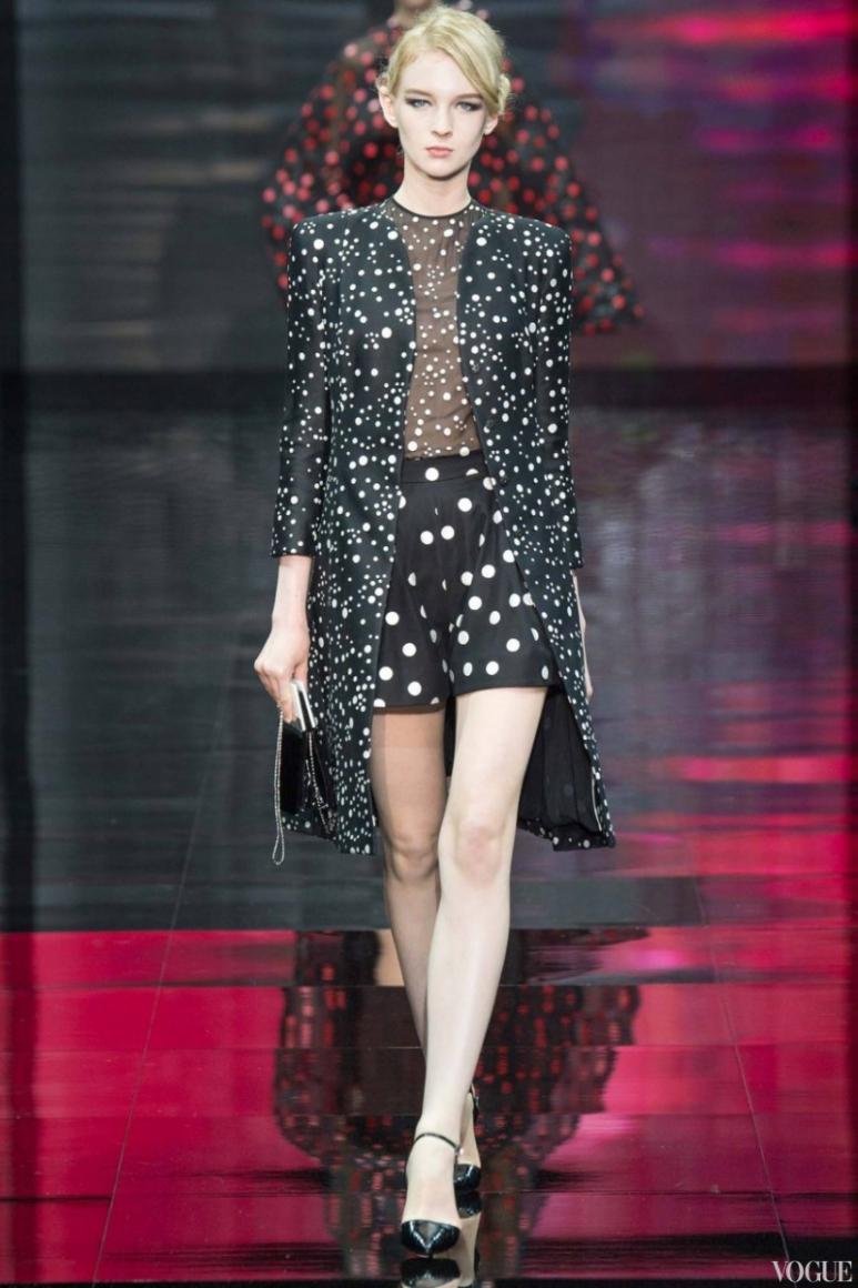 Armani Priv? Couture осень-зима 2014/2015 #34