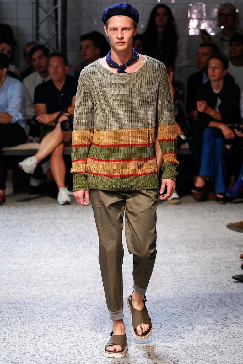 Antonio Marras Menswear весна-лето 2016 #21