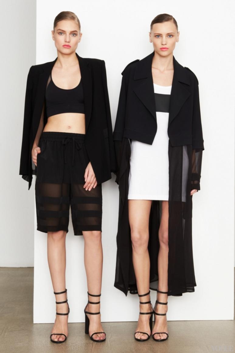 DKNY Couture весна-лето 2013 #9