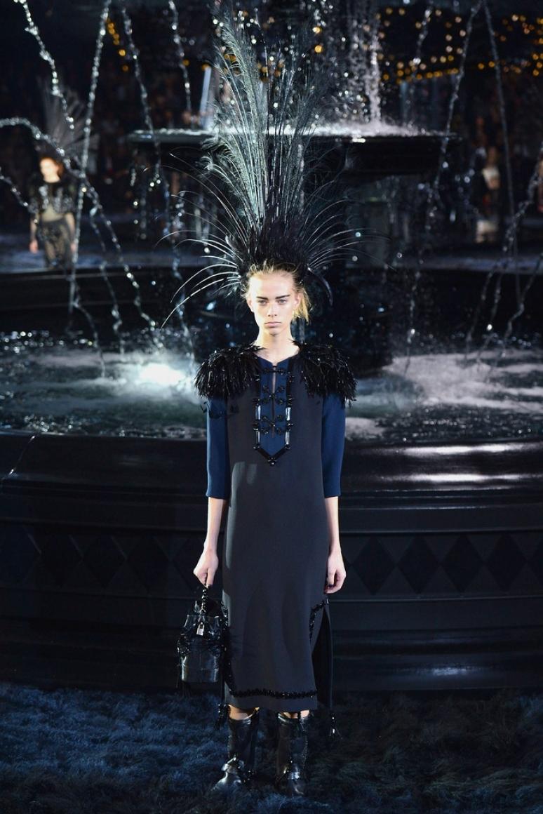 Louis Vuitton весна-лето 2014 #23