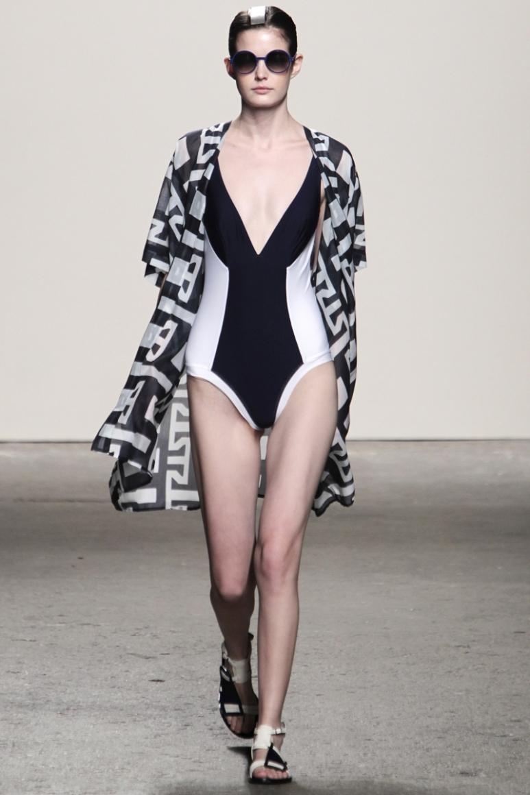 Zero + Maria Cornejo весна-лето 2014 #27